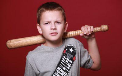 Agressives Verhalten von Jugendlichen und Kinder