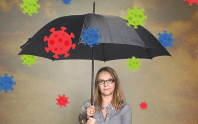 Corona; psychische Krankheiten können durch die Pandemie Krise forciert werden